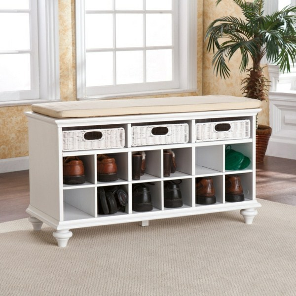 Shoe cabinet bench storage ideas for shoes corridor up