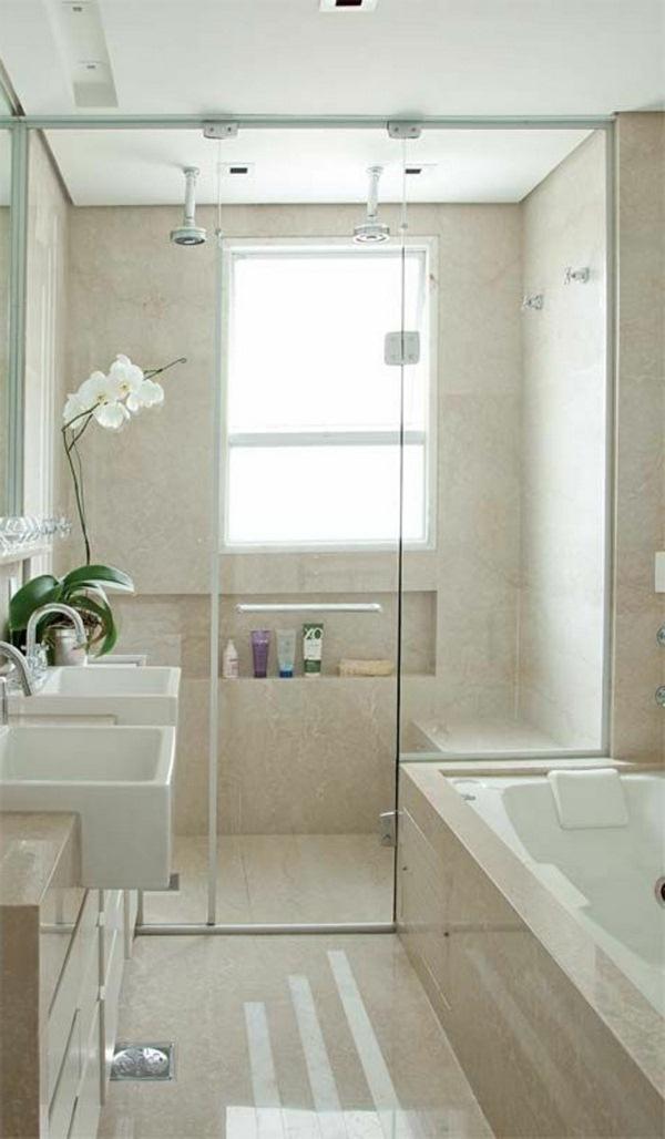 45 modern designs of glass wall shower! - Decor10 Blog