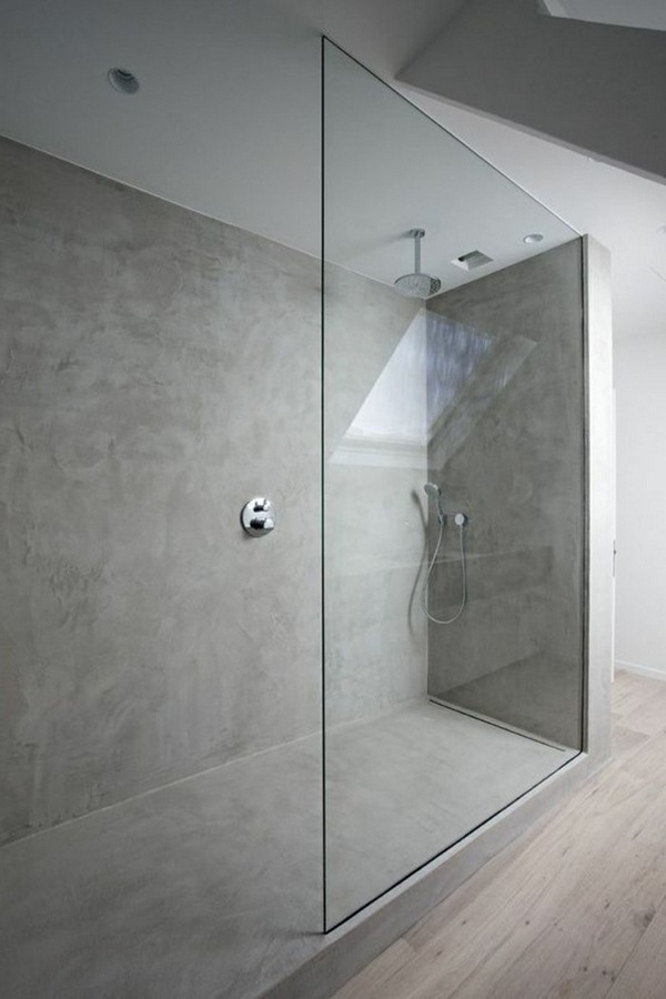45 modern designs of glass wall shower decor10 blog