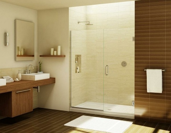 45 modern designs of glass wall shower! - Decor10 Blog