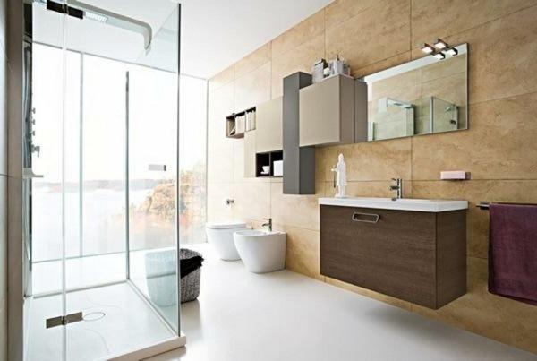 45 modern designs of glass wall shower decor10 blog for Modern bathroom design blog