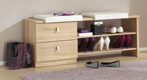 modern shoe storage ideas shoe cabinet shoe benches corridor design