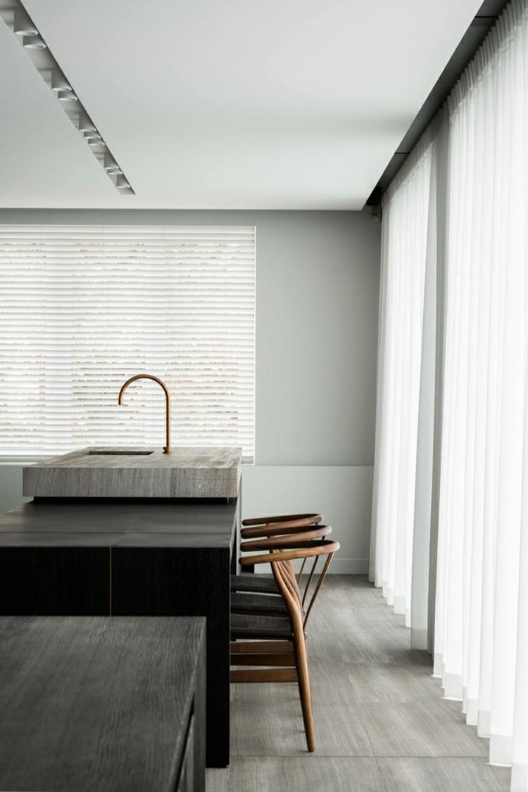 Kitchen Minimalist Interior