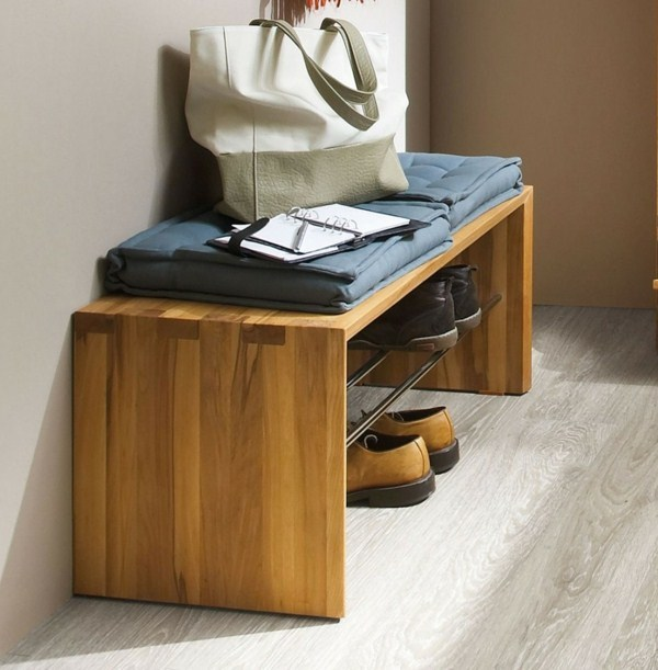 shoe shelf shoe bench core beech solidwood