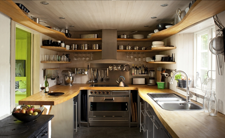 small kitchen low covers open shelves for wood trunk sill plate