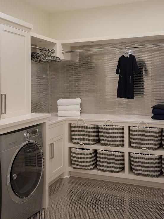 41 wonderfully İnspiring laundry room cabinets ideas to think