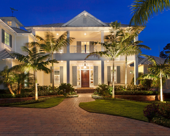 Tropical Style: 17 Stunning Exterior Design Ideas (Part 1)