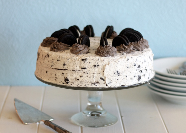 Oreo-cake-making-recipe-bake-homemade-pie