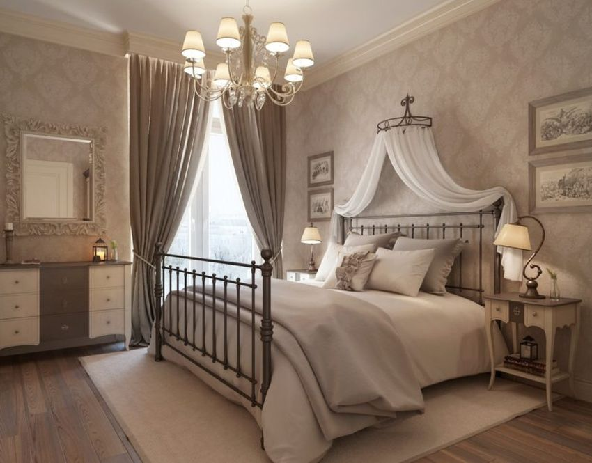 Captivating ... Taupe Bedroom Flawlessly Illustrates How To Deliver Some Class And  Luxury Into A Space U2026