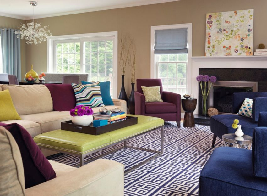 taupe color decorating ideas