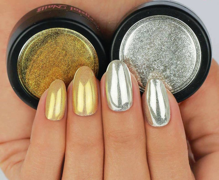 current trends Brand-2017-2018-chrome-powder-gold-silver