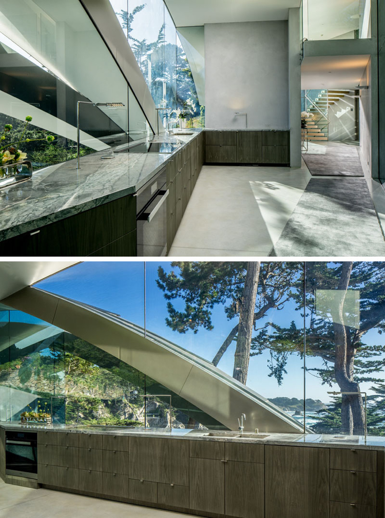 facade-glass-concrete-kitchen-modern-minimalist