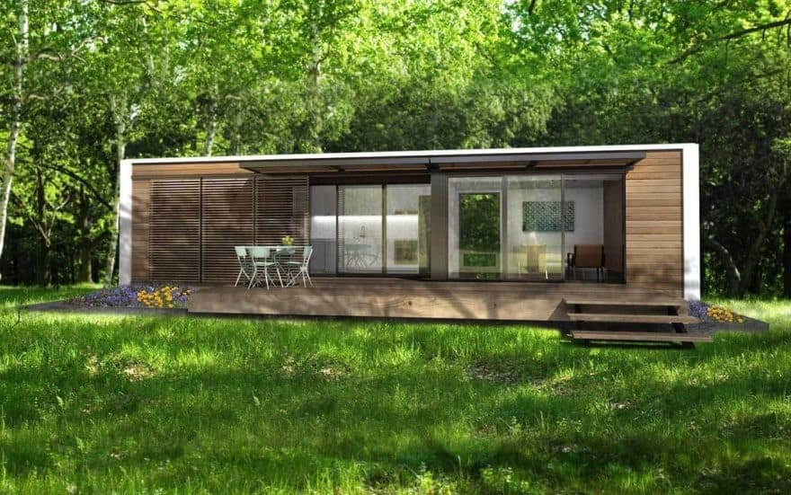 cheap ship container home