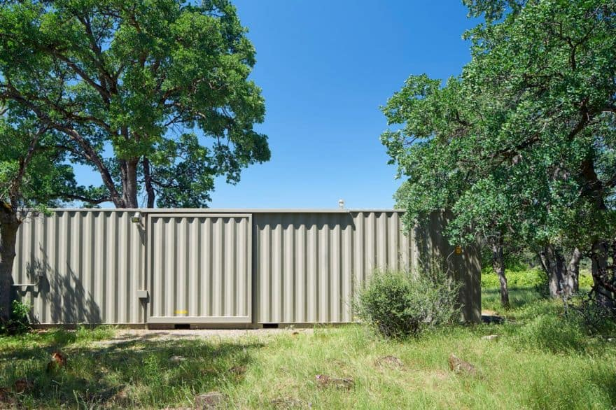 Shipping Container Cabin