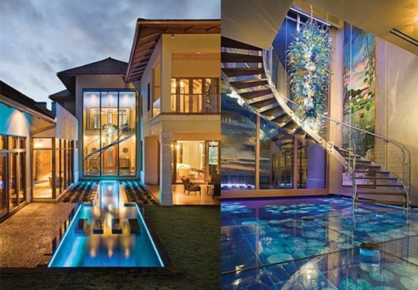 Modern homes more than 60 unique examples decor10 blog for Most modern house in the world