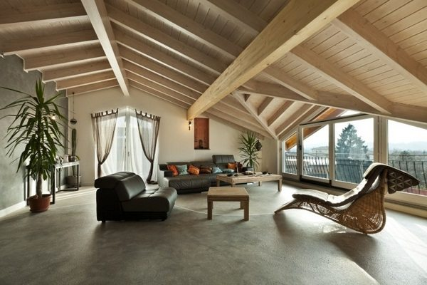 25 Ideas Set Up For Houses With Pitched Roof Decor10 Blog