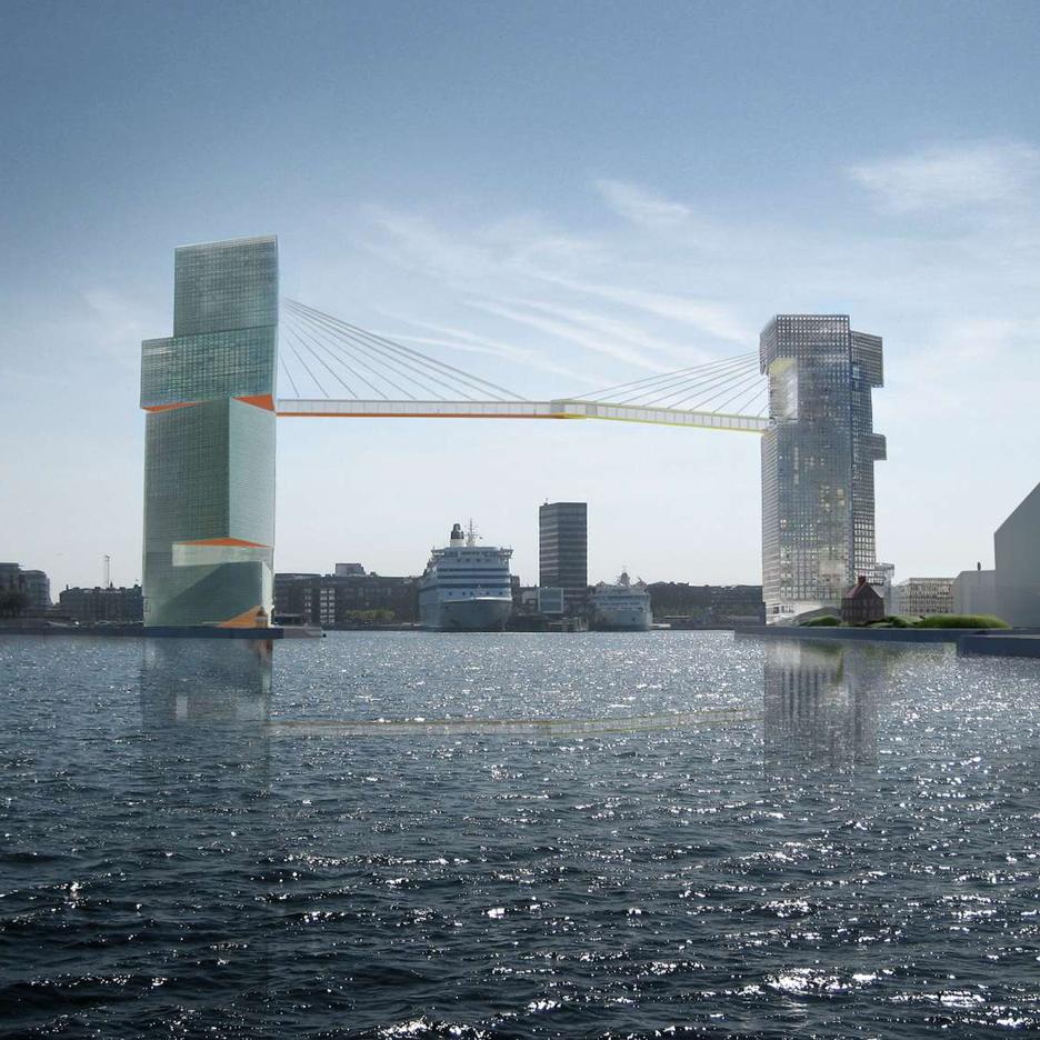 This week london and copenhagen unveiled ambitious plans for Design bridge london