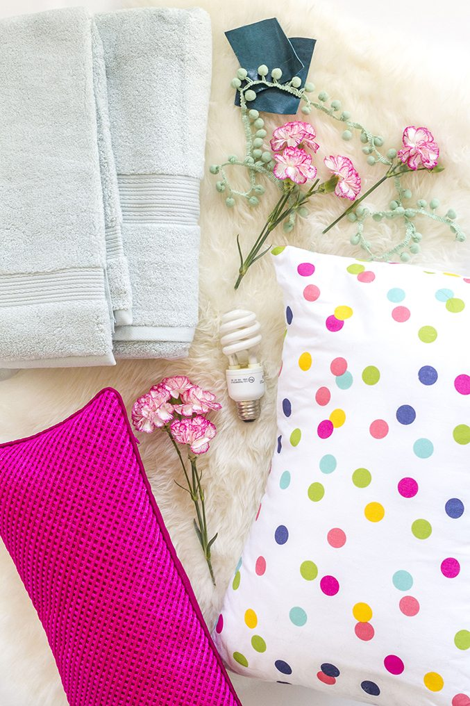 Jcpenney Decorative Bath Towels : Details that add softness to your home decor