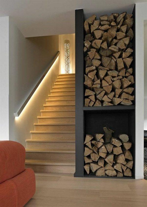 Best 10 Stairway Lighting Ideas On Pinterest: Bring Wonderful Stair Lighting