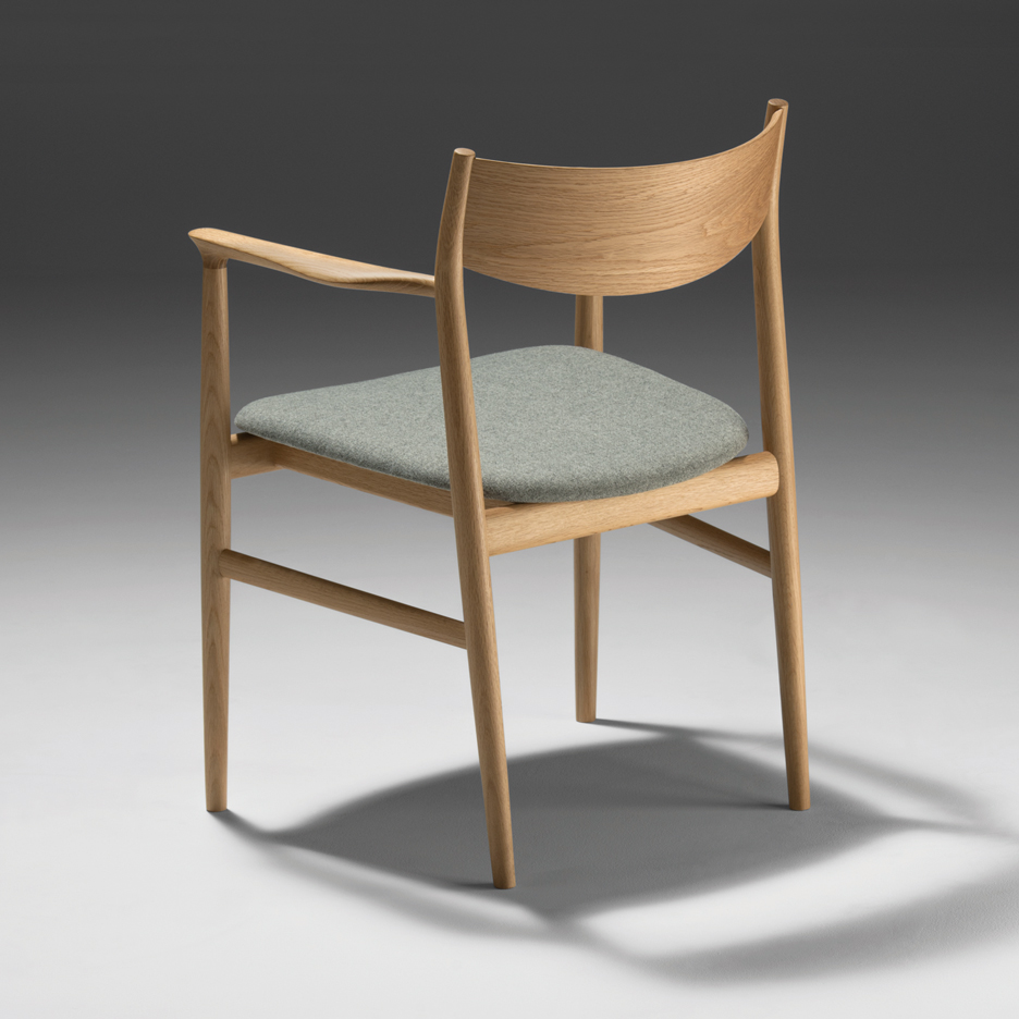 Naoto fukasawa unveils kamuy wooden furniture collection for Asian furniture tampa