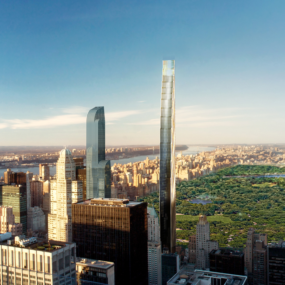 Looking For Apartments In Nyc: Shadows Cast By New Super-tall Towers In Manhattan Spark