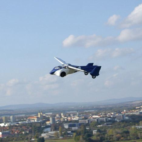 AeroMobil 3.0 flying car prototype