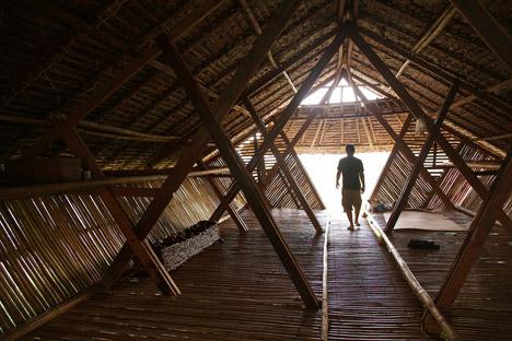 Mae Tao Dormitories by Agora Architects
