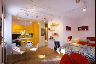 apartment modern ideas