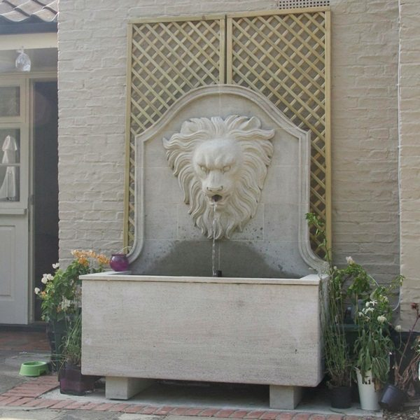 Wall Fountain U2013 Elegant Ideas On How To Beautify The Exterior   Decor10 Blog