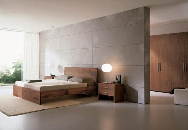 bedroom set bed bedside table