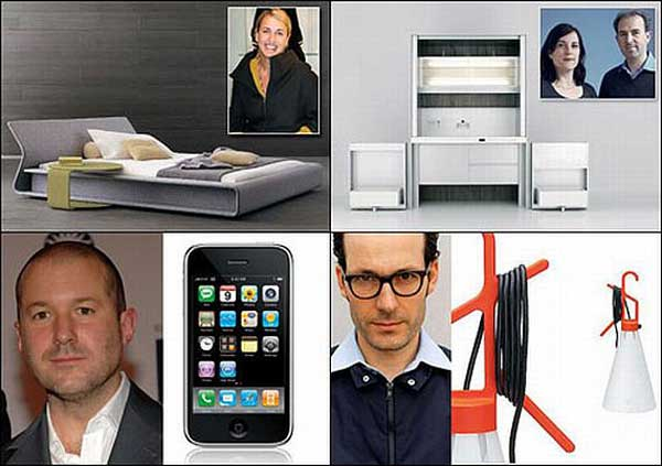 Top 10 Trendsetters Of Industrial Design