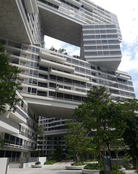 buro ole sheeren Interlace