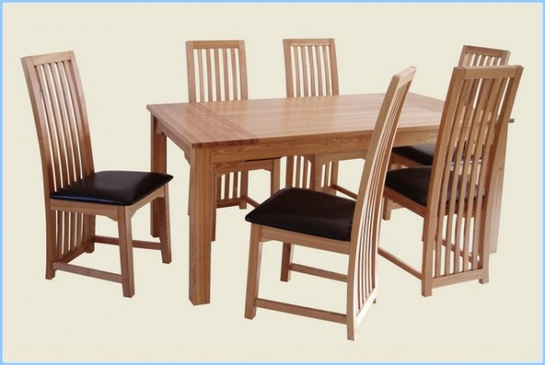 : 6 Chair Dining Table Set