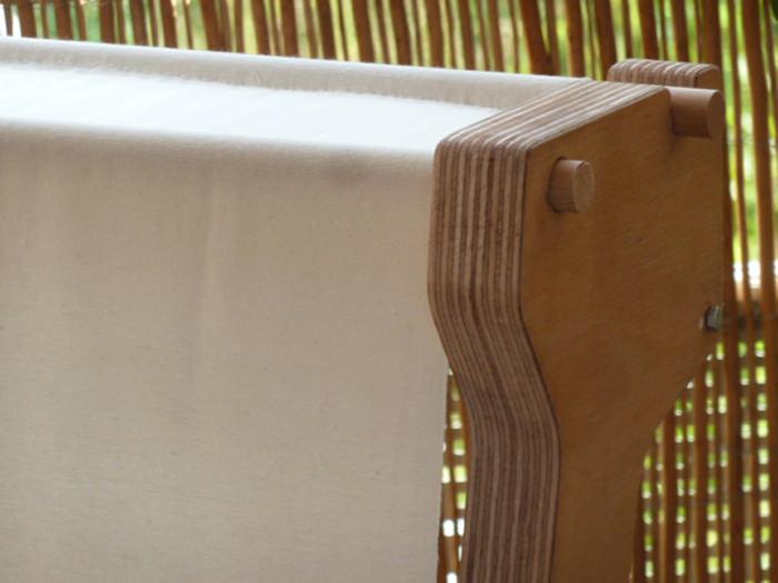 La chaise qui se détend par Antoine LAMANT