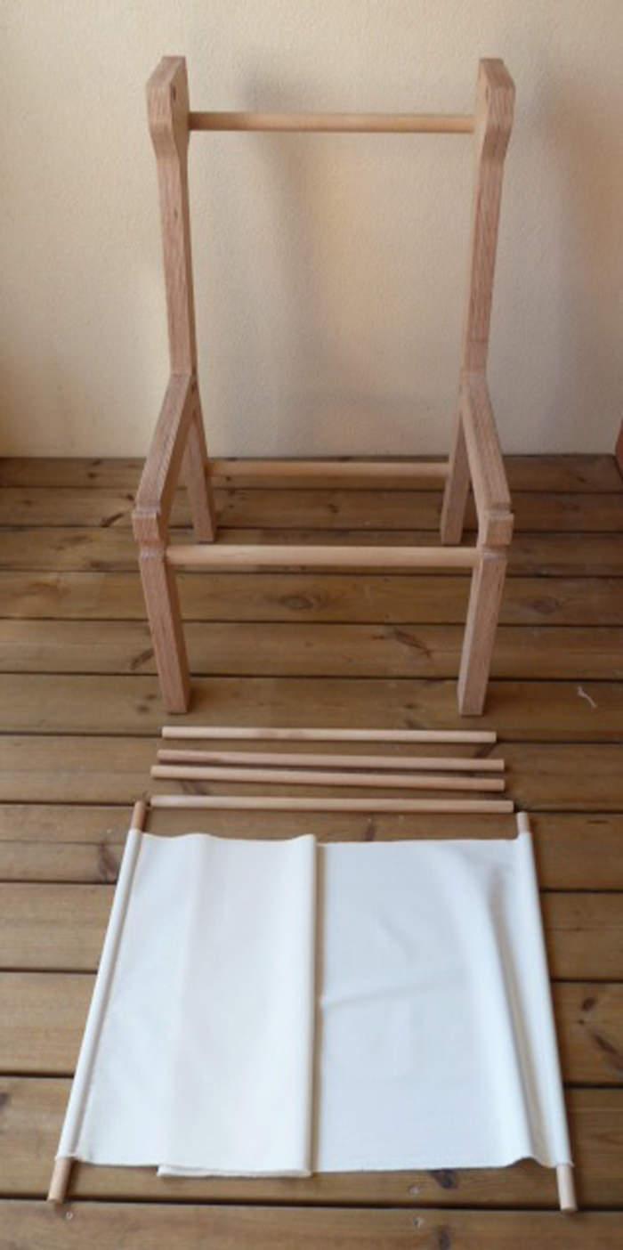 La chaise qui se d tend par antoine lamant decor10 blog - Chaise qui se balance ...