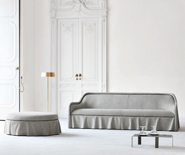 Chic Furniture Design by Busnelli