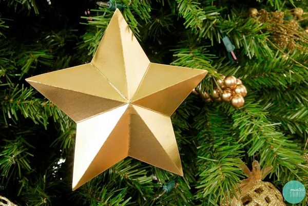 Christmas Decorating Ideas With Stars