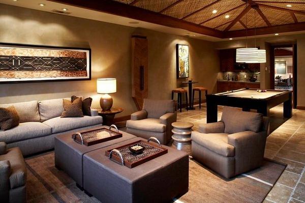 Device Hawaii brown bamboo furniture sofas idea