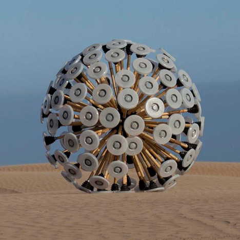 Mine Kafon mine detonator