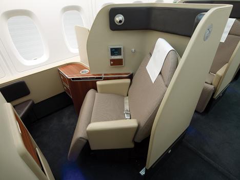 Inside the Qantas A380