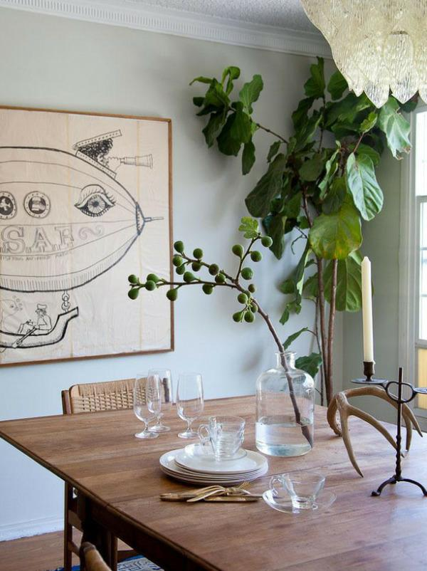 dining-room-potted-plant