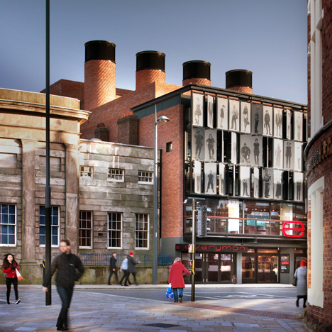 Everyman Theatre in Liverpool by Haworth Tompkins