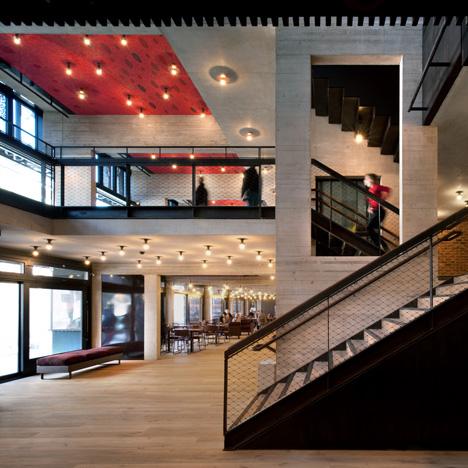 Everyman Theatre, Liverpool by Haworth Tompkins
