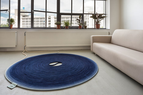 Fervent Carpet by Studio Siem & Pabon