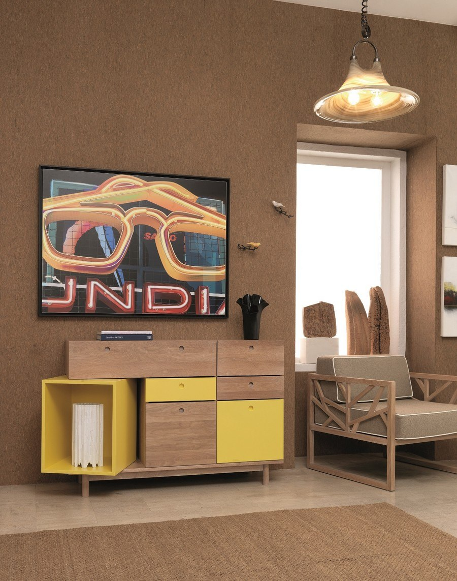 furniture sideboard Dynamic Details Reinforcing Originality in Contemporary Homes: Pandora Sideboard