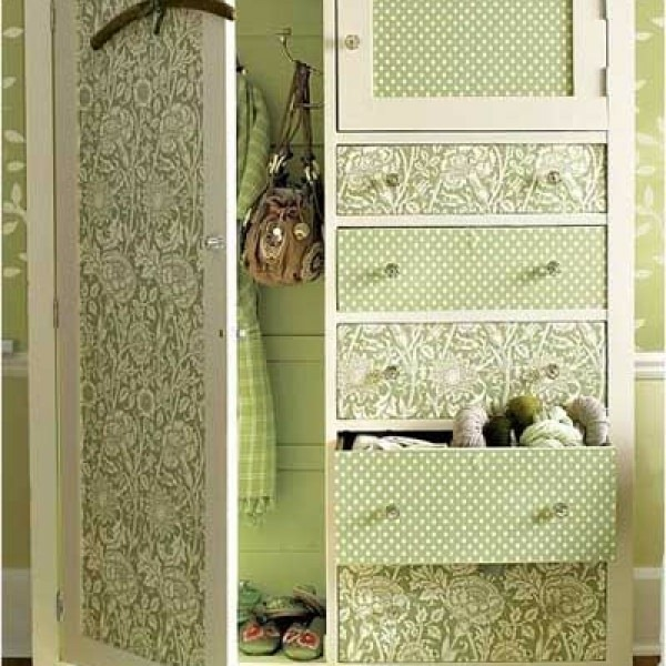 great diy ideas with wall wallpaper