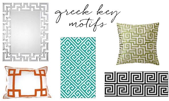 greek key motifs