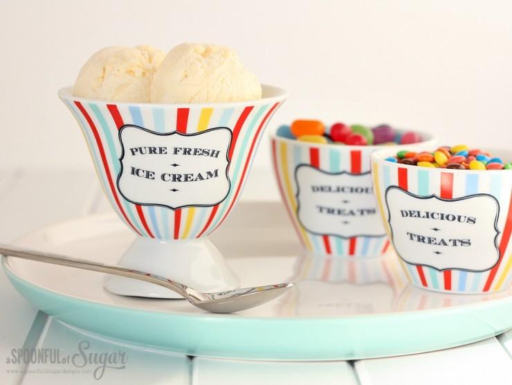 Ice-cream Sundae