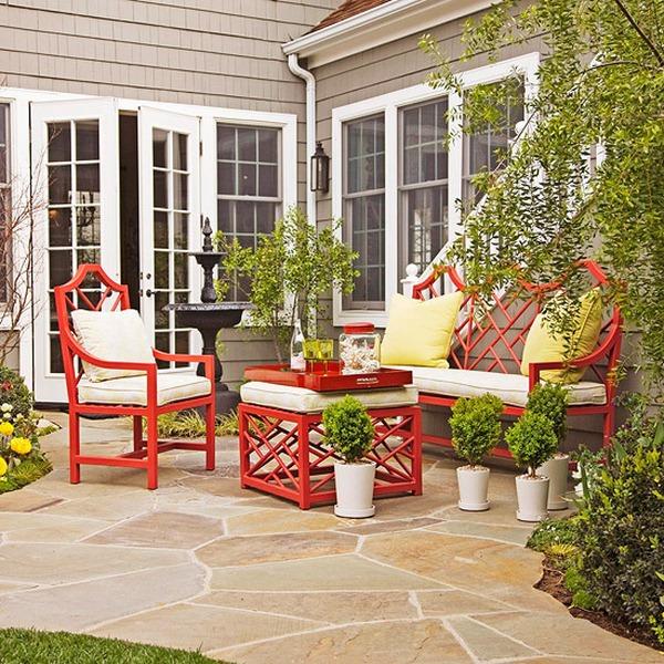 ideas for garden furniture design creative device