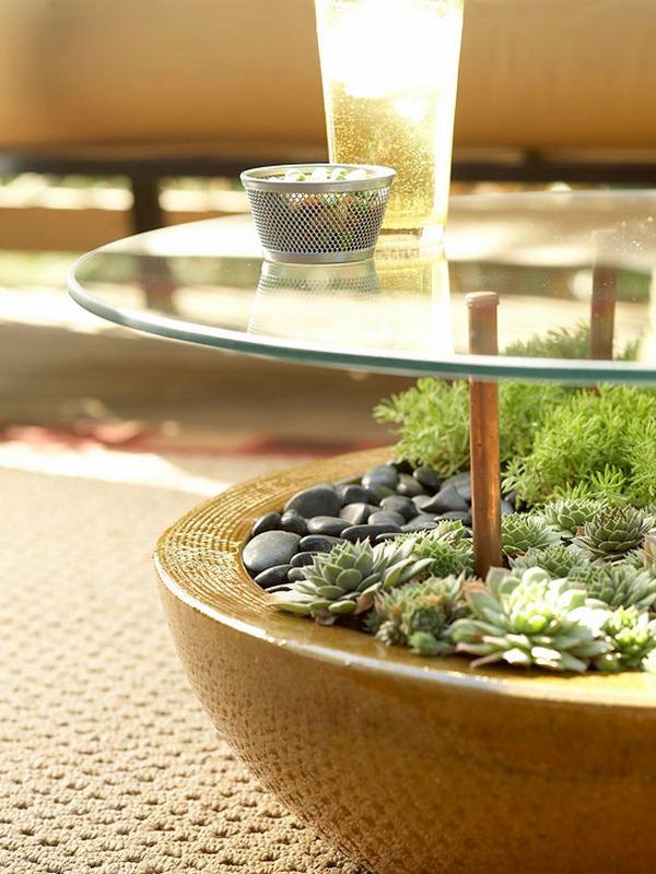 ideas for garden furniture design double application
